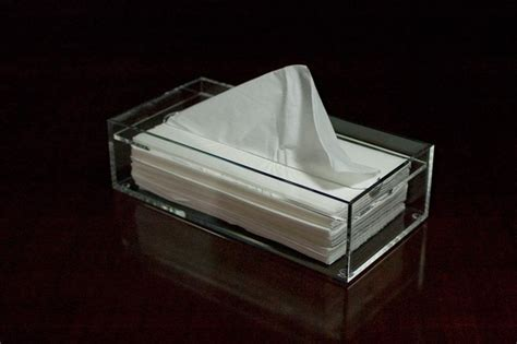 Pre Order Box Tissue Acrylic acrylic tissue box daily use plastic product buy daily use plastic product acrylic box acrylic