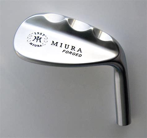 Wedge Custom Miura K Grind 1957 miura k grind wedge review intothegrain