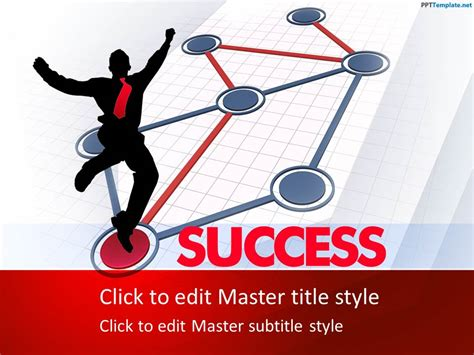 Free Success Ppt Template Success Powerpoint Templates Free