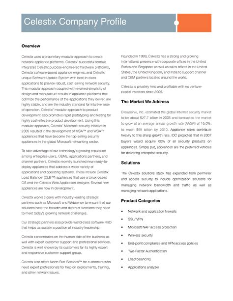 business profile template word cblconsultics tk