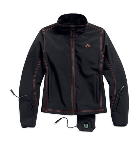 heated motorcycle h d dual source heated jacket liner review