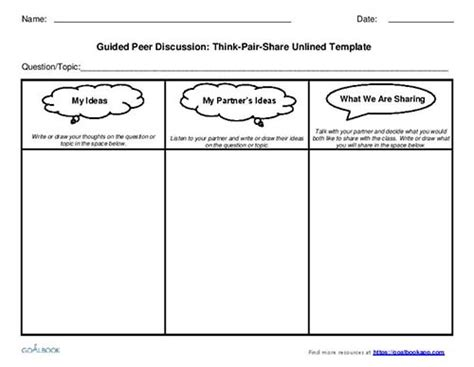 Discussion Web Graphic Organizer Template Templates Station Discussion Web Template