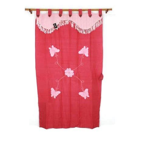 Gorden Batik Etnik Pekalongan gorden pintu tenun motif kupu tari tirai pintu murah batikunik