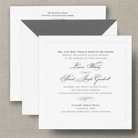 Jaw Dropping Square Wedding Invitations Theruntime Com Square Wedding Invitation Template