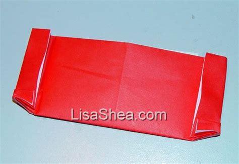 Origami Business Card Holder - origami business card holder