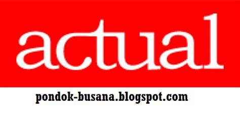 Gamis Actual Basic Ab 4082 by Actual Basic Ab1065b Pondok Busana