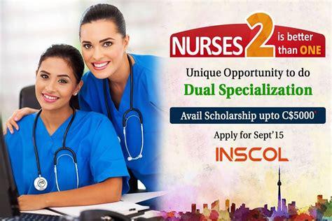 nursing courses in toronto go farther reach higher choose inscol inscol news