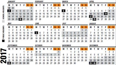 printable calendar 2016 western australia calendar 2017 perth calendar template 2016