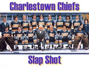 slap it l ebay slap slapshot charlestown chiefs hockey team paul