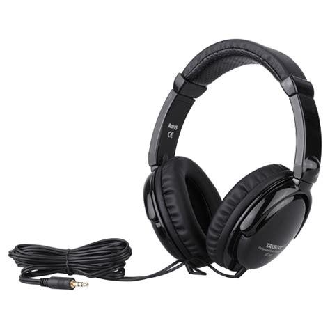 Takstar Hd 2000 Hitam Headphone takstar hd 2000 wired stereo dynamic monitor headphone