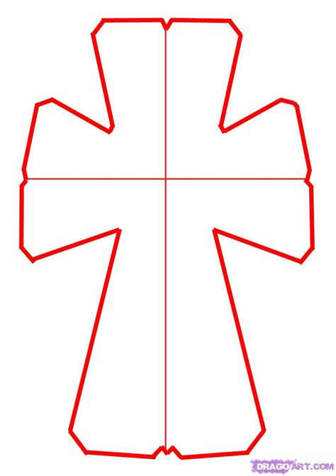 how to draw a celtic cross step by step tattoos pop