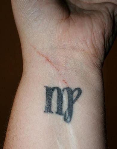 j tattoo on wrist initials on wrist tattooimages biz