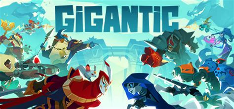 gigantic on steam