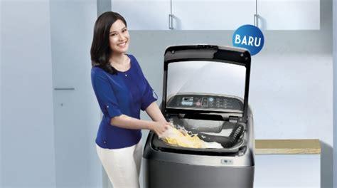 Harga Promo Mesin Cuci daftar harga terbaru