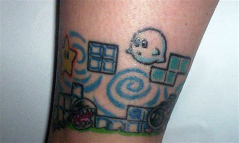 boo tattoo nintendo boo by lemon e fresh on deviantart