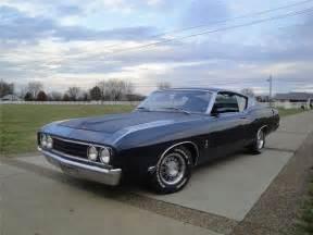 1969 ford talladega fastback barrett jackson auction