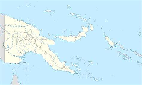In Papua New Guinea Dodwell 파일 papua new guinea location map svg 위키백과 우리 모두의 백과사전
