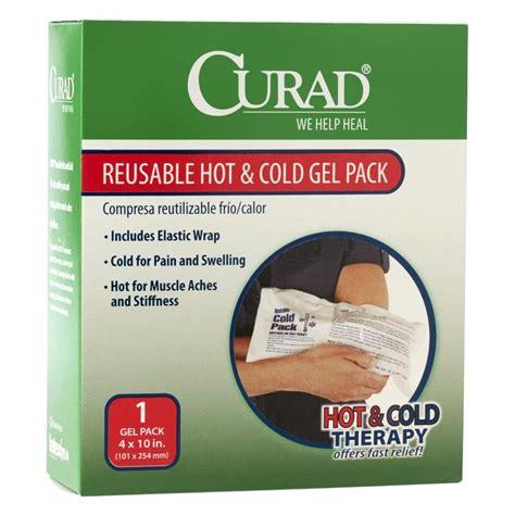 hot cold reusable gel packs medline curad reusable hot and cold gel pack hot and
