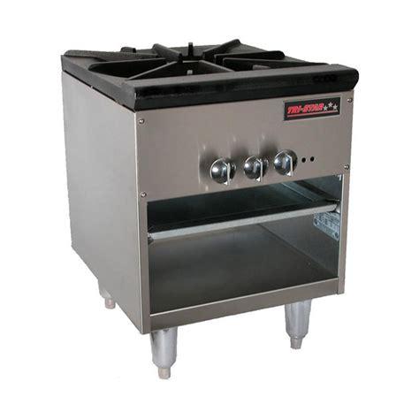 Gas Pot Tri 105 000 Btu Gas Stock Pot Range 18w