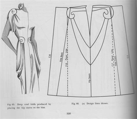 pattern draping friday freebie dress design draping and flat pattern