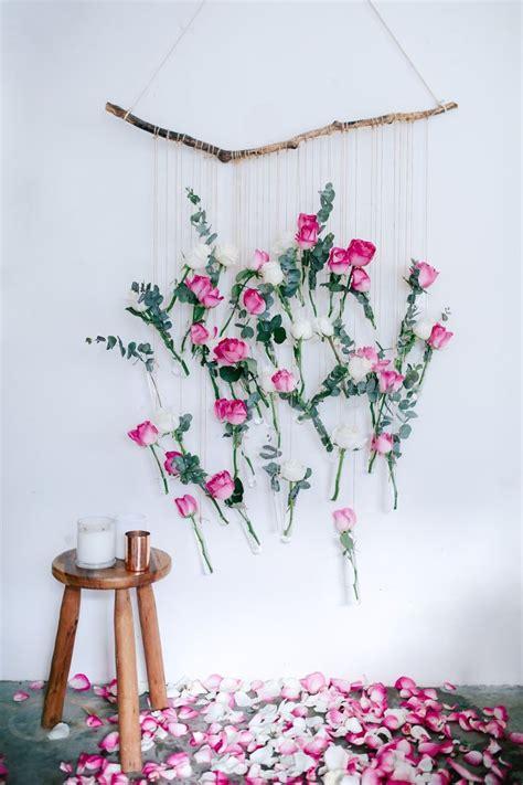 best 25 flower wall decor ideas on pinterest
