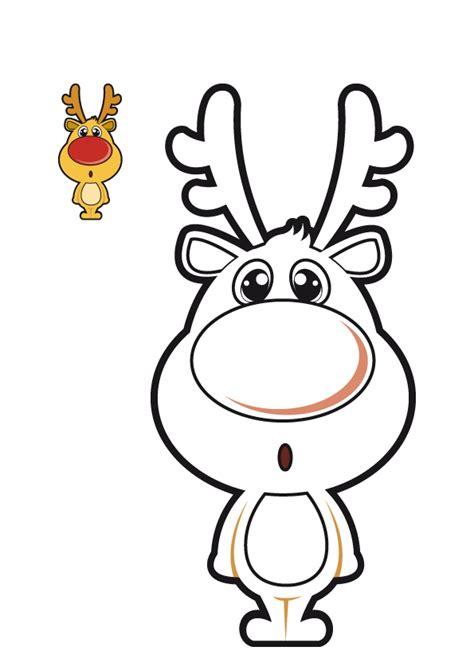 imagenes navidad renos imagenes de venados de navidad imagui