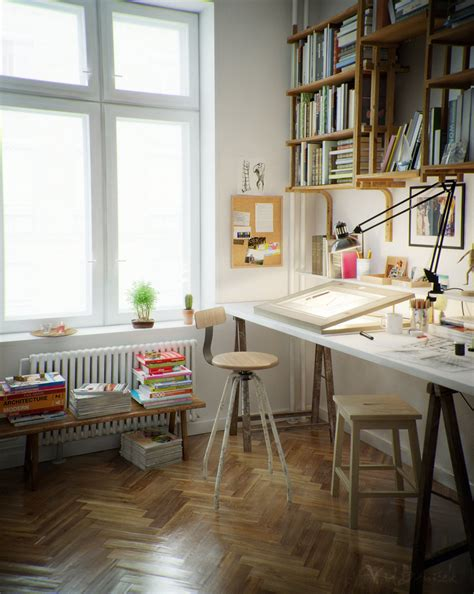 design works at home beautiful home offices workspaces