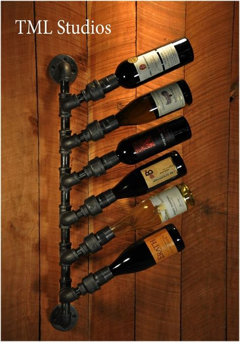 cool diy wine bottle holders