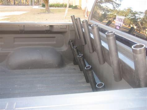 boat truck bed diy custom truck bed rod holder the hull truth