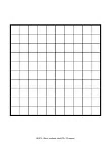100 square grid grid with 100 squares printable blank 100 square