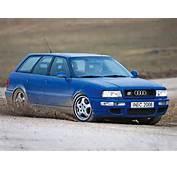 20 Years Ago Audi Launches RS2 Avant Super Wagon  Ran