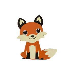 Floral Decorating Classes Woodland Animal Painted Wood Shape Fox At Joann Com