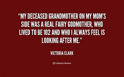 Deceased Grandmother Birthday Quotes Deceased Mother Quotes Quotesgram