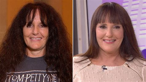 Today Show Ambush Makeover Going From 60 To 30 | ambush makeover gives 60 year old a very happy birthday