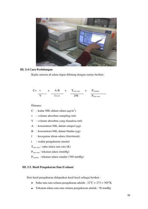 Tabung Nessler praktikum pengukuran kadar debu amonia timbal dan karbondioksida