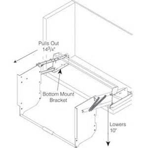 rev a shelf premiere pull shelving system