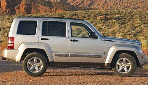 Jeep Liberty 2007 Reviews 2007 Jeep Liberty Review