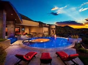 Amazing backyards contemporary pool phoenix by