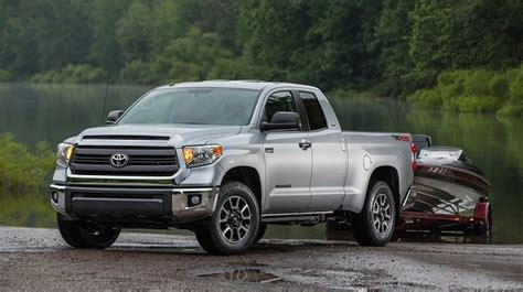 Cummins Toyota Toyota To Put Cummins Diesel In Tundra