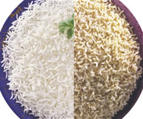 whole grain japanese rice white rice vs brown rice sports science co