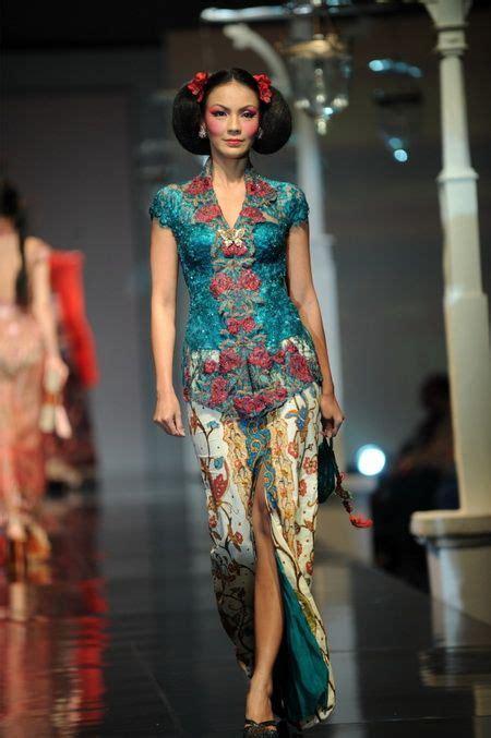 Kebaya Batik Copel Rama Sinta modern kebaya wear