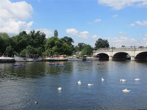 thames river kingston must see london kingston upon thames man vs world