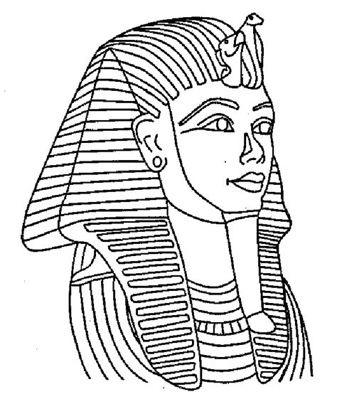 printable egyptian art egyptian coloring pages coloring home