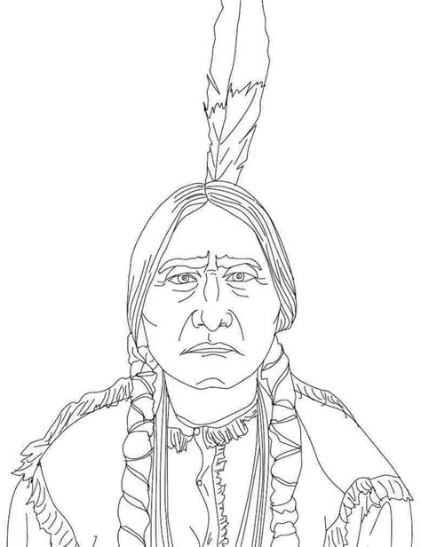 creek indian coloring page free coloring pages gulfmik page 455