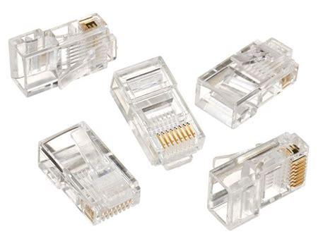Jasa Crimping Kabel Lan Utp Rj45 Cat 6 Cat 5e Cat 5 cara crimping dan pasang konektor rj 45 pada kabel utp lan model serta cross emerer