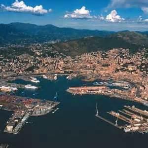 indirizzo porto di genova traffico container il porto di genova supera barcellona