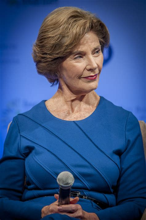 laura bush laura bush pictures spousal symposium zimbio