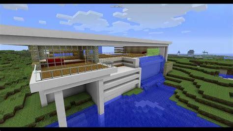 minecraft modern architecture