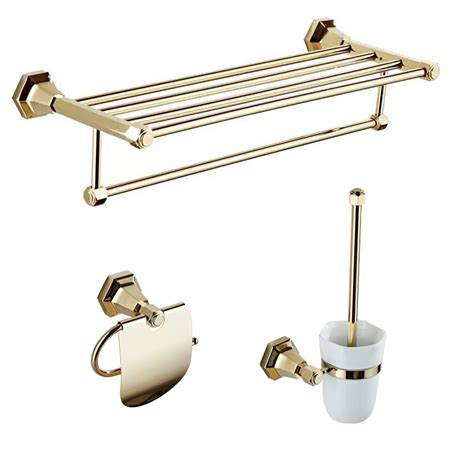 polished brass bathroom accessories good polished brass gold bathroom accessories sets bathroom