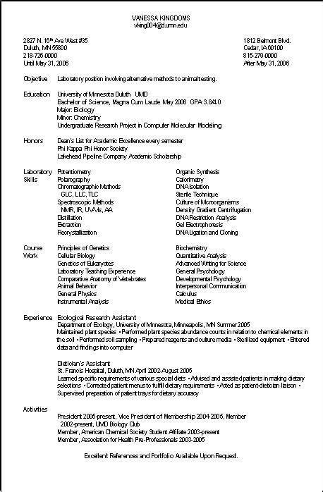 resume exles real resume exles all free sle